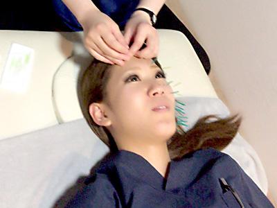 鍼灸治療の施術